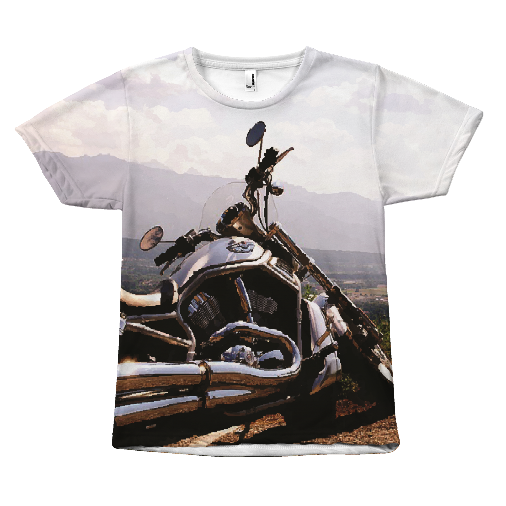 Moto Sunset Shirt