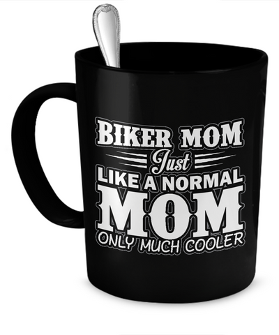 Image of Biker Mom Mug