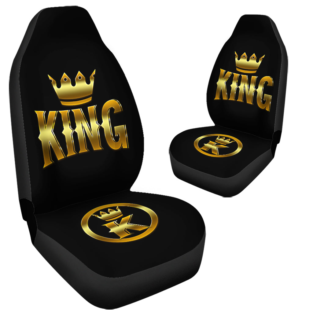 (On Sale) King Car Seat Covers (Set of 2)