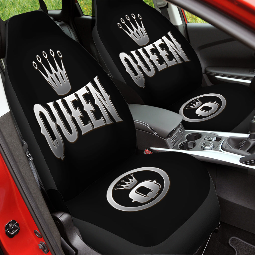 (On Sale) Queen Car Seat Covers (Set of 2)