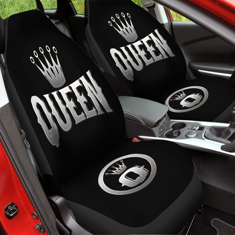 Image of (On Sale) Queen Car Seat Covers (Set of 2)