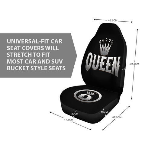 Queen Seat Covers (Set of 2)