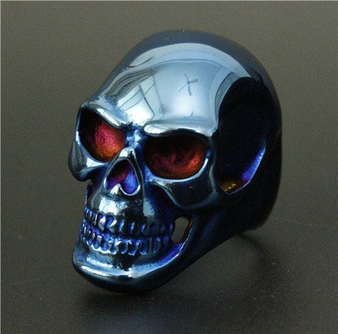 Image of Rings - Big Skull Head Ring