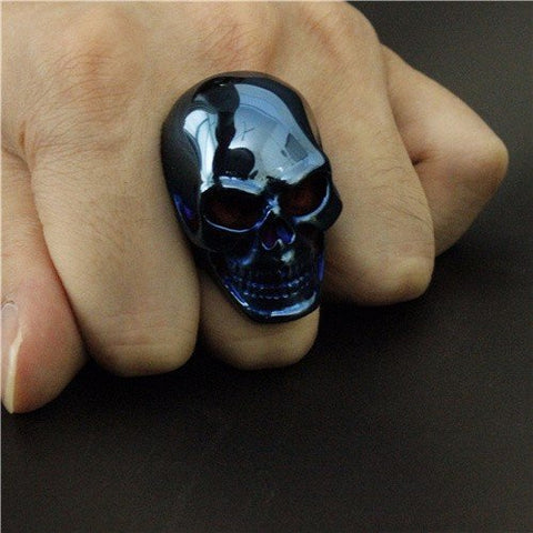 Rings - Big Skull Head Ring