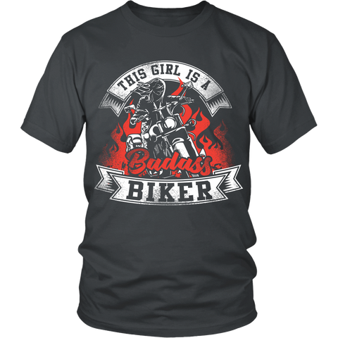 Image of Bad Biker Girl