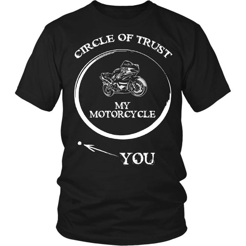 Image of T-shirt - Circle Of Trust