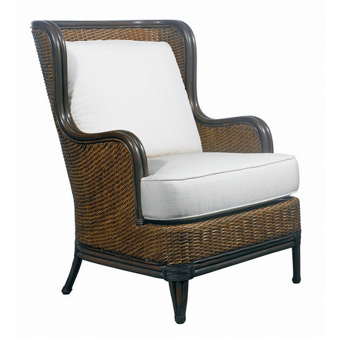Cool Palma All Weather Rattan Outdoor Lounge Chair And Ottoman Set Alphanode Cool Chair Designs And Ideas Alphanodeonline