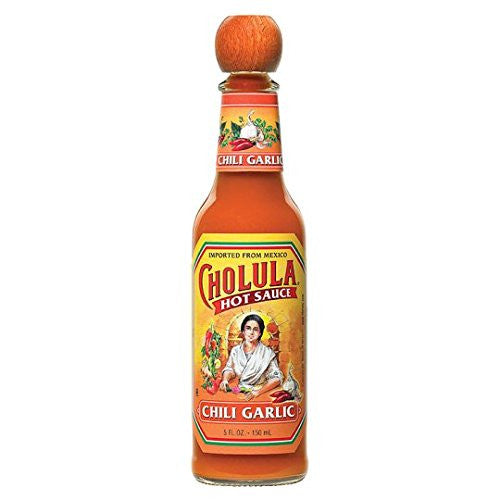Cholula (Chili Garlic)
