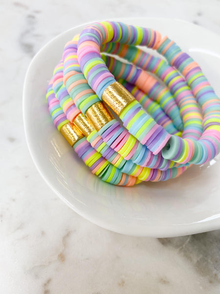 Candy Necklace Color Pop Bracelet