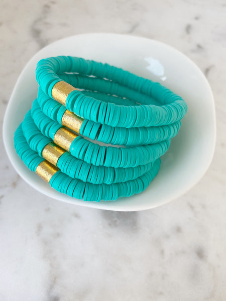 Turquoise Color POP Bracelet