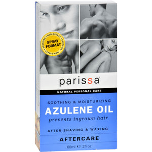 Parissa Azulene Oil After Care - 2 Fl Oz