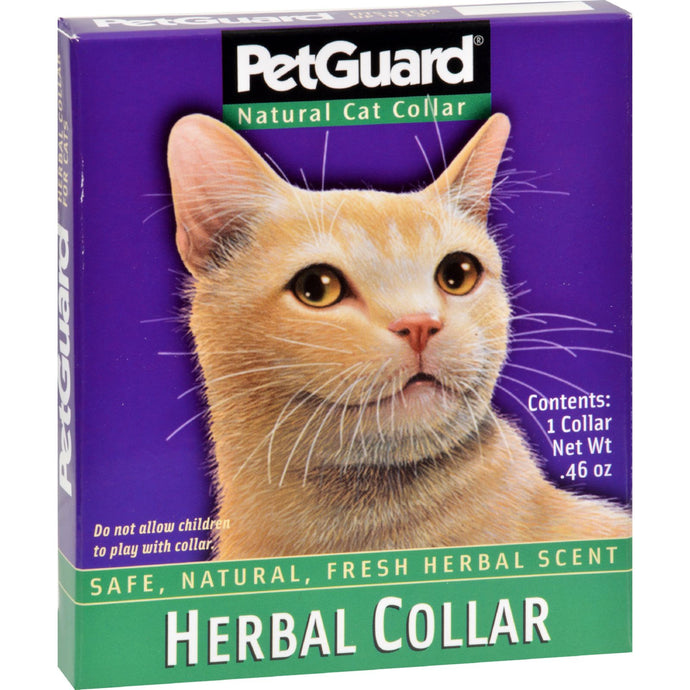 Petguard Herbal Collar For Cats - 1 Collar