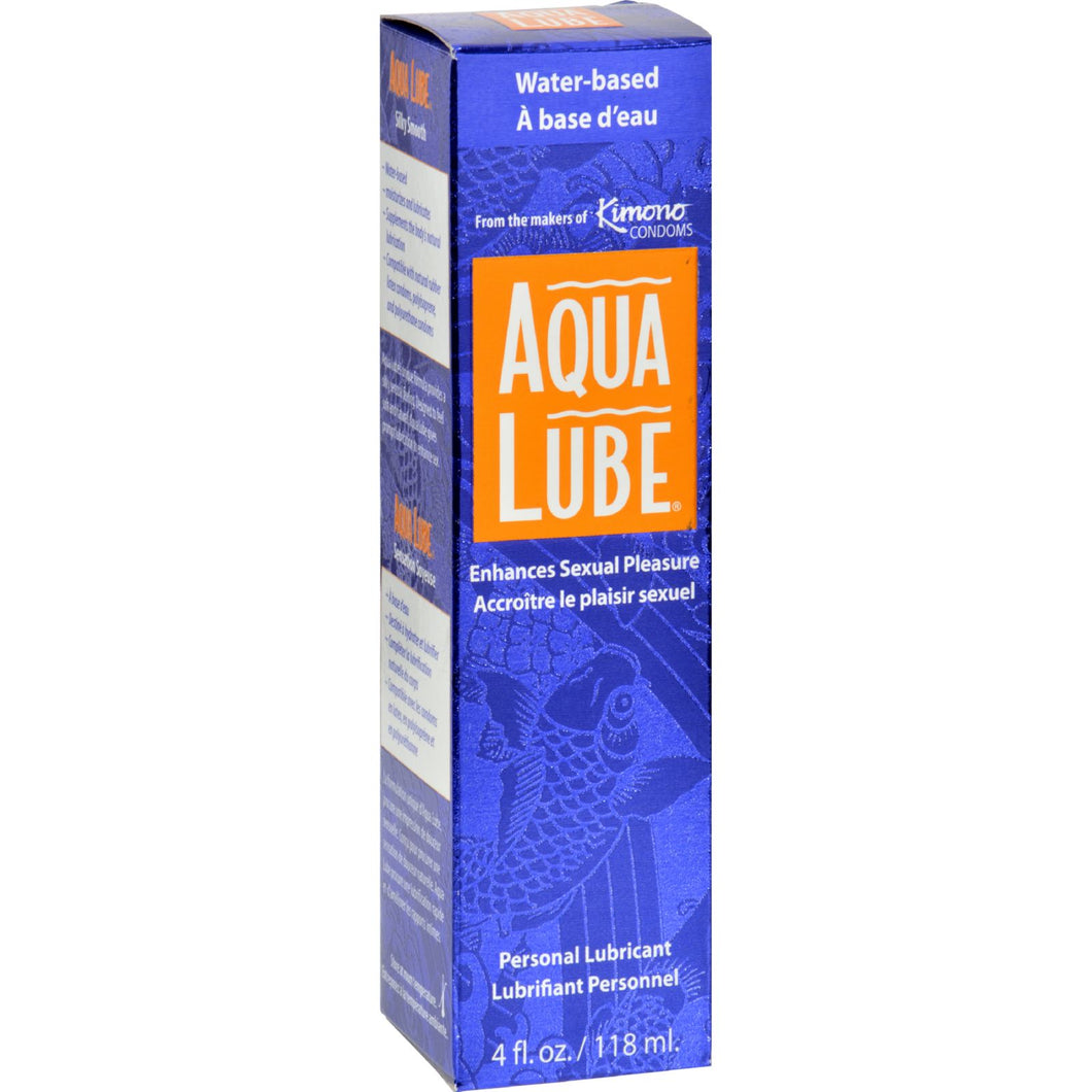 Mayer Laboratories Aqua Lube Personal Lubricant - 4 Fl Oz
