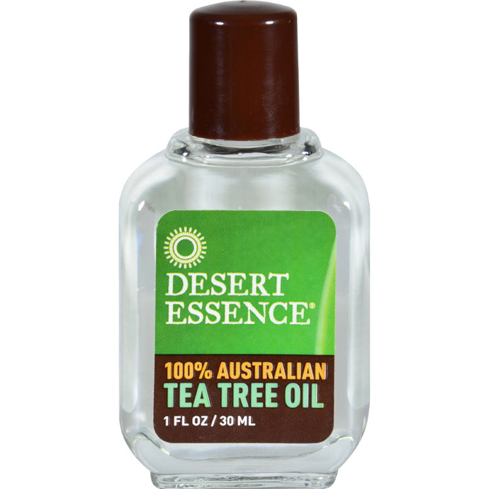 Desert Essence Australian Tea Tree Oil - 1 Fl Oz