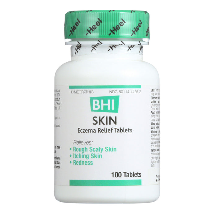 Bhi Skin Eczema Relief - 100 Tablets