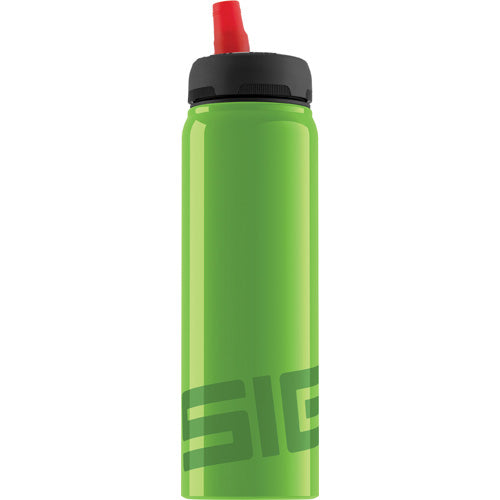 Sigg Water Bottle - Active Top - Green - .75 Liter