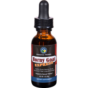 Black Seed Liquid Extract - Horny Goat Express - 1 Oz