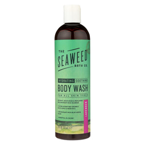 The Seaweed Bath Co Body Wash - Lavender - 12 Fl Oz