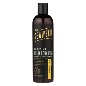 The Seaweed Bath Co Bodywash - Detox - Purify - Enlighten - 12 Fl Oz