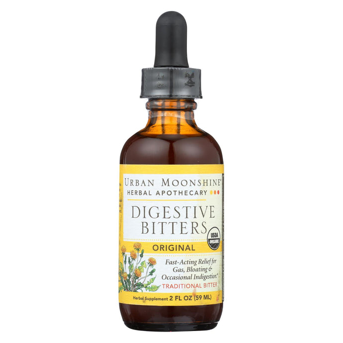 Urban Moonshine - Digestive Bitters - Dropper - 2 Fl Oz.