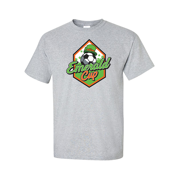 T-Shirts St. Pattys Day Emerald Cup