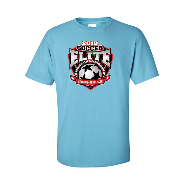 T-Shirts SoccerElite Spring Championship