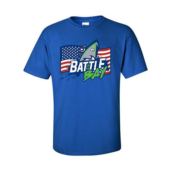 T-Shirts Battle on the Bay
