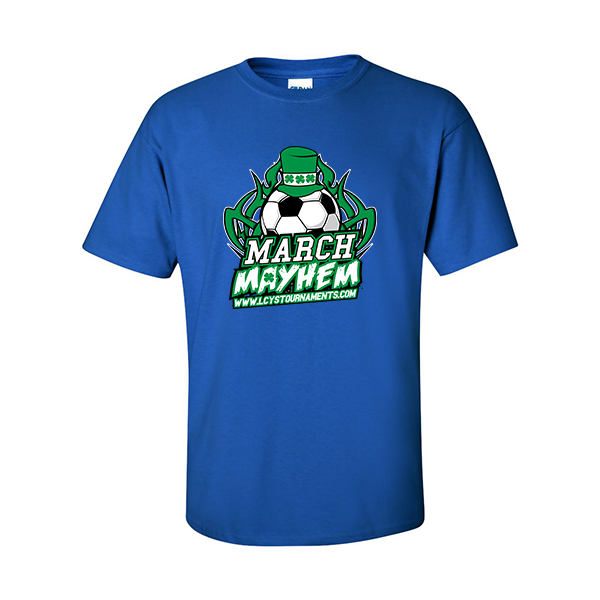 T-Shirts March Mayhem