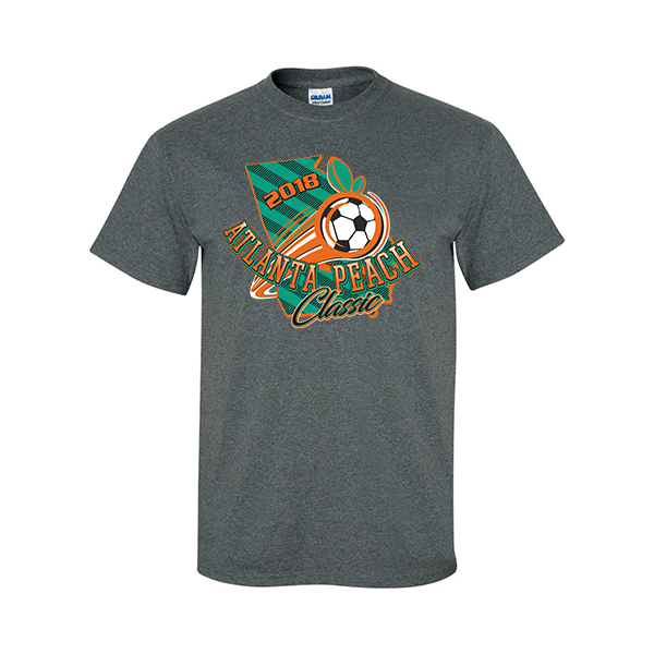 T-Shirts Atlanta Peach Classic