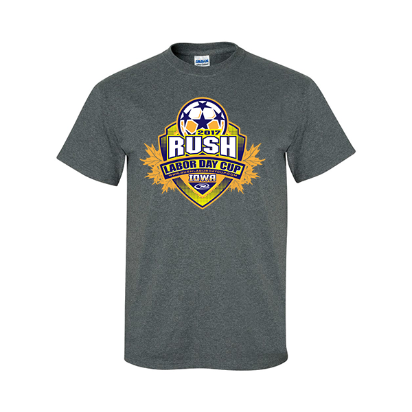 T-Shirts Rush Labor Day Cup