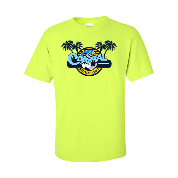 T-Shirts Coastal Shootout