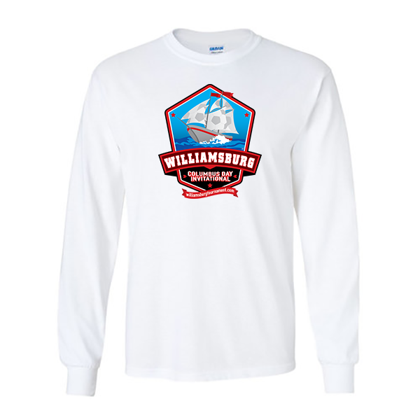 Long-Sleeve Shirts Williamsburg Columbus Day Invitational