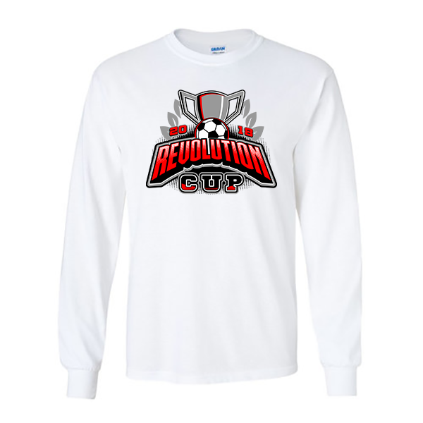 Long-Sleeve Shirts Revolution Cup