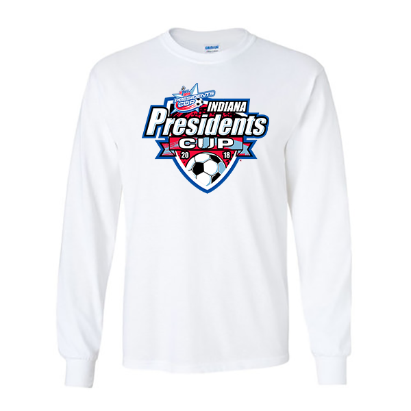 Long-Sleeve Shirts Presidents Cup (Preliminary Round Games U11-U12)