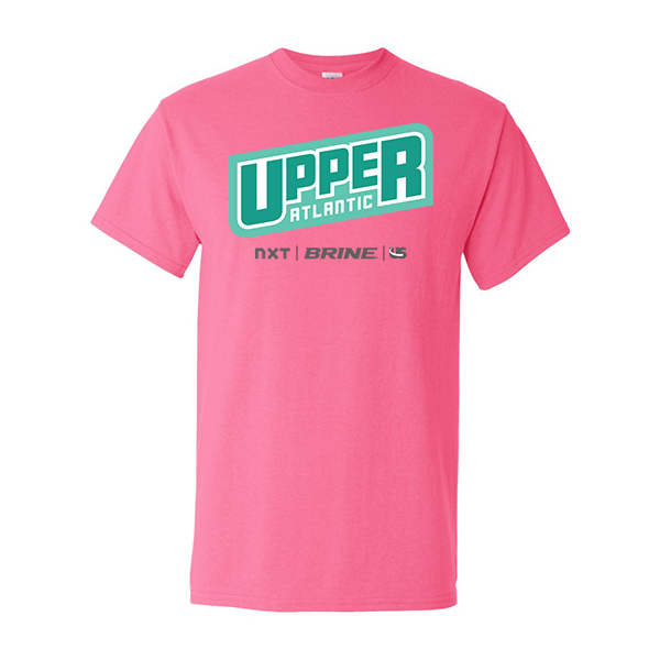 Neon Pink T-Shirt Upper Atlantic