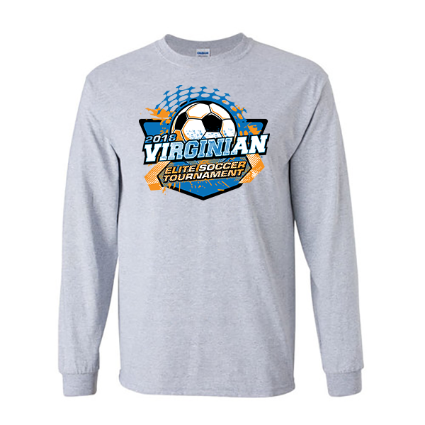 Long-Sleeve Shirts  SYC Virginian Elite Soccer Tournament