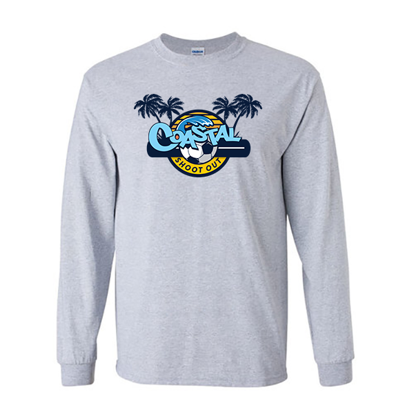 Long-Sleeve Shirts Coastal Shootout