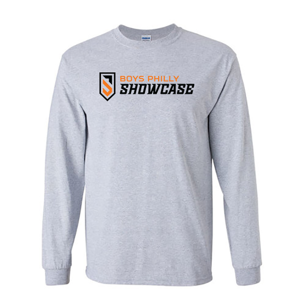 Long-Sleeve Shirts Boys Philly Showcase