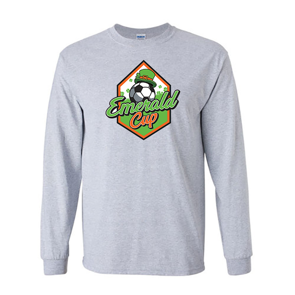 Long-Sleeve Shirts St. Pattys Day Emerald Cup