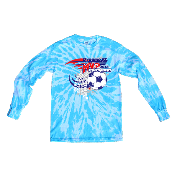 Long-Sleeve Shirts Dynamo FC's MVP Tournament