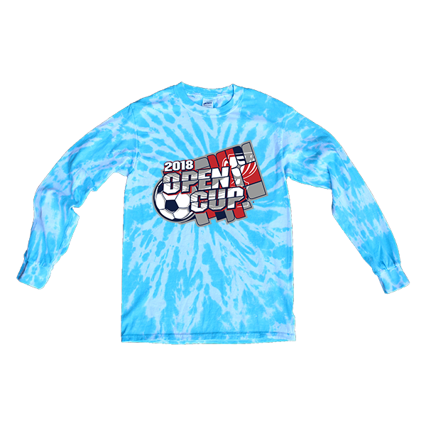 Long-Sleeve Shirts Open Cup (boys)