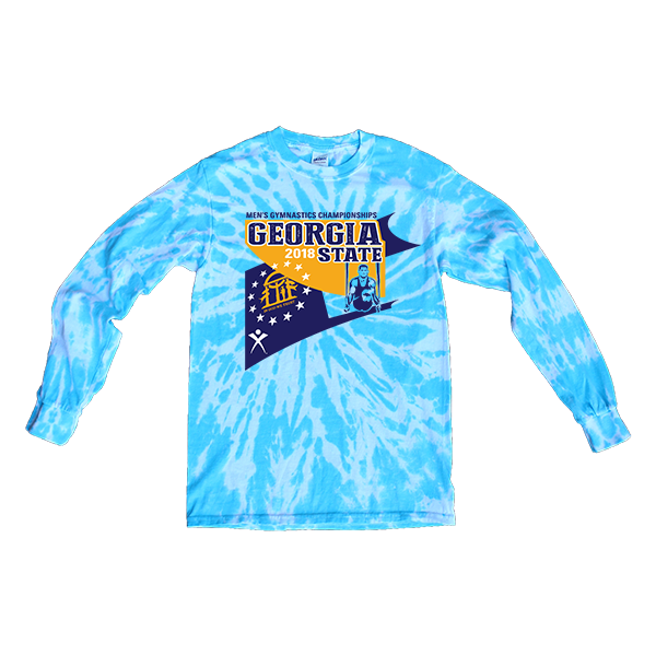 Long-Sleeve Shirts Georgia State Men's Gymnastics Meet, Level 4-10