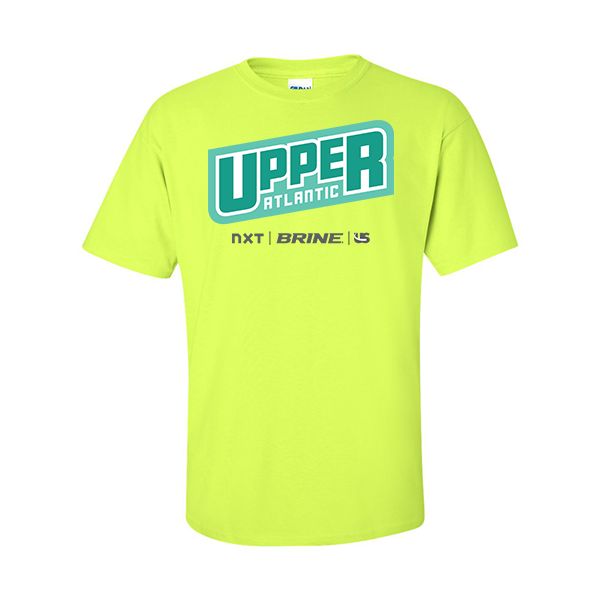 Neon Green T-Shirt Upper Atlantic