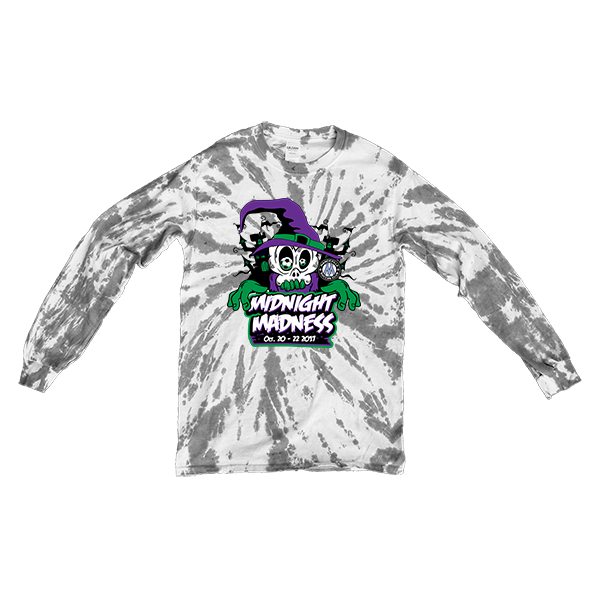 Long-Sleeve Shirts Midnight Madness