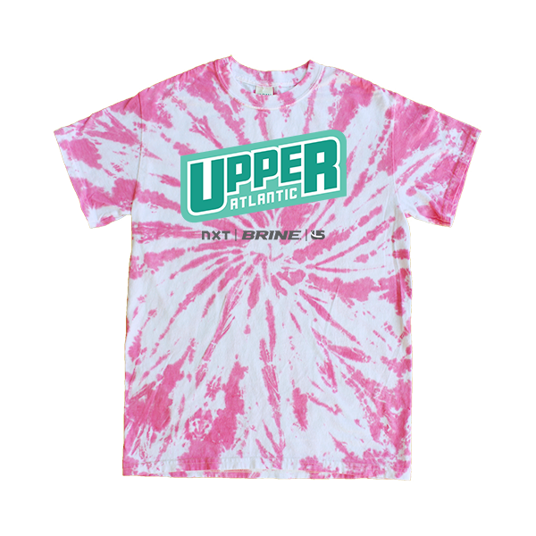 Pink Tie-Dye T-Shirt Upper Atlantic