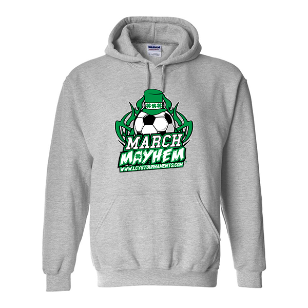 Hoodies March Mayhem