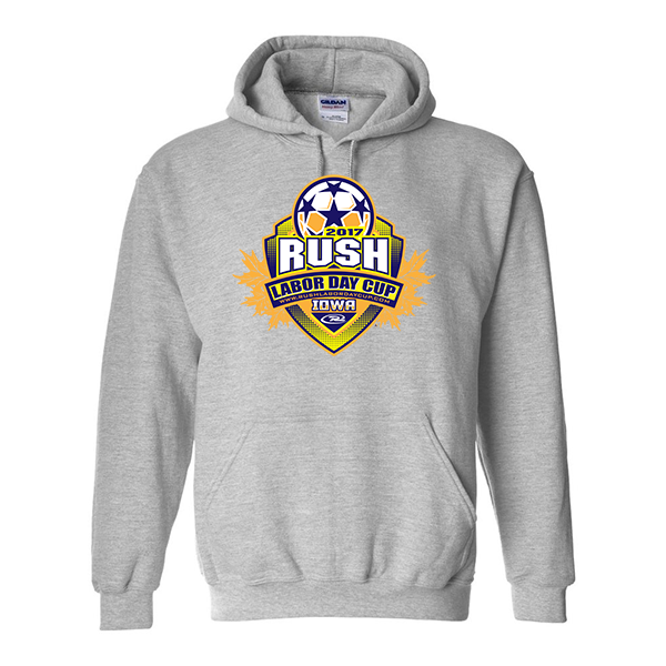 Hoodies Rush Labor Day Cup
