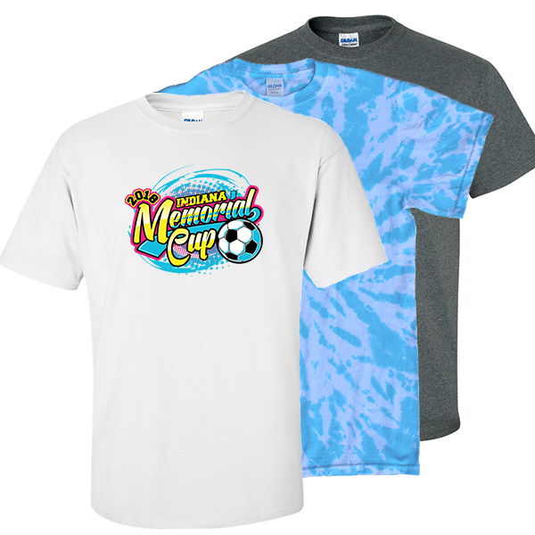 T-Shirts Indiana Memorial Cup