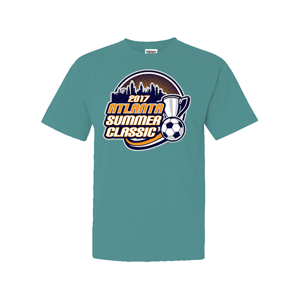 Comfort Colors Seafoam T-Shirt Atlanta Summer Classic