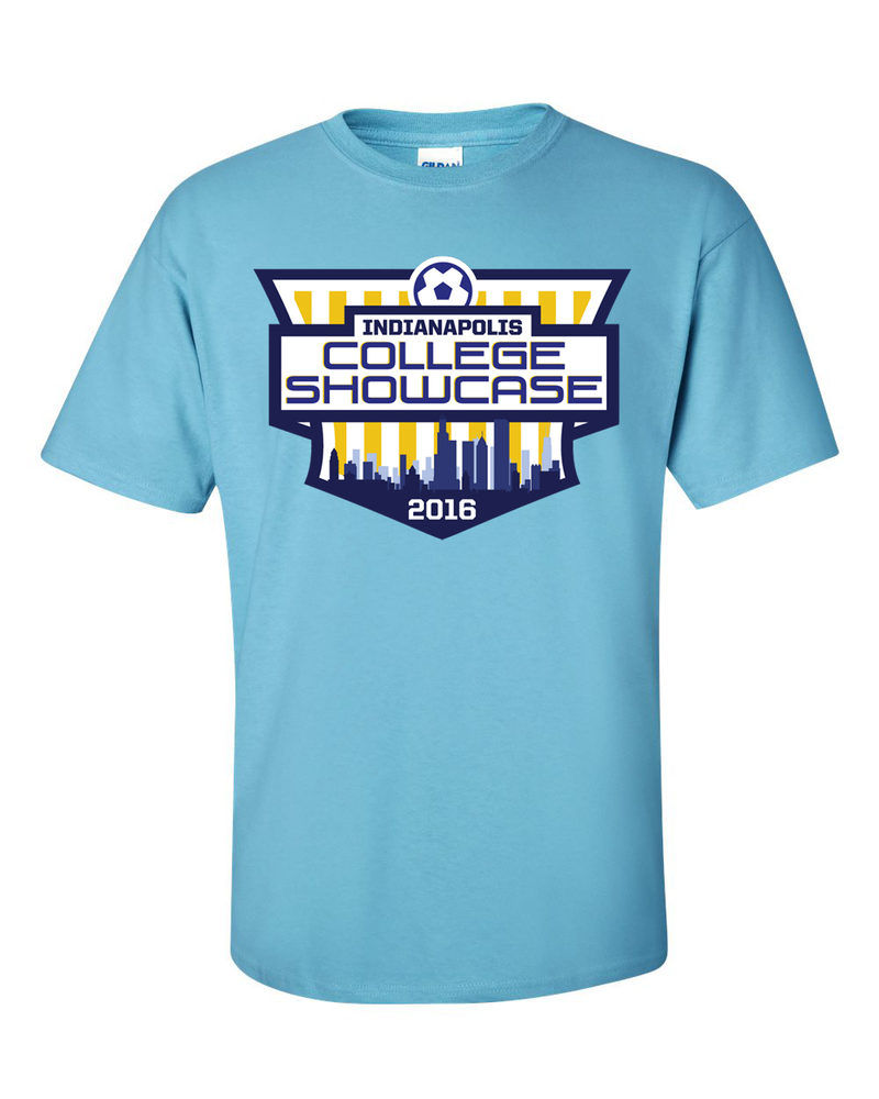 Sky Blue T-Shirt IND College Showcase